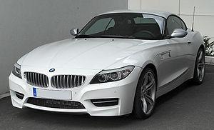 BMW Z4 — Википедия