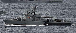 <i>Tomas Batilo</i>-class patrol craft