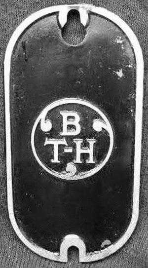 British Thomson-Houston