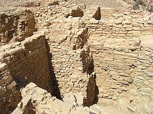 Ba'ja - Walls in Area TU2