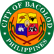 Official seal of Bacolod