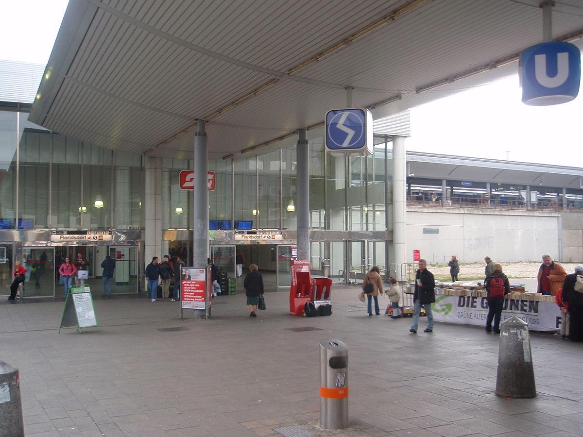 Bahnhof Wien Floridsdorf Wikipedia