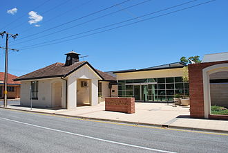 Wakefield Regional Council - Offices in Balaklava