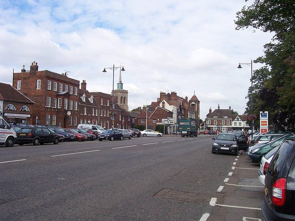 Baldock High St 1