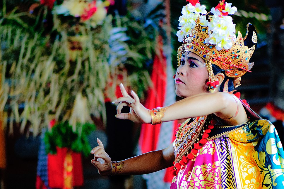 Balinese Dancer (Imagicity 1248)
