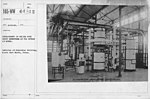 Balloons - Helium Plants - Development of helium work under the direction of the Bureau of Mines. Interior of Seperator Building, North Fort Worth, Texas - NARA - 20807964.jpg