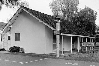 Hubert Howe Bancroft - Bancroft House, Spring Valley CA