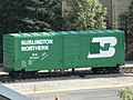 Bandana Square's Burlington Northern Boxcar.jpg