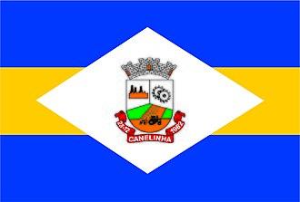 Canelinha - Image: Bandeira de Canelinha