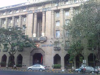 Bank of India - Bank of India, Mumbai Main Branch