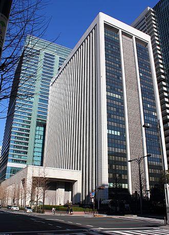 Mitsubishi UFJ Financial Group - MUFG's headquarters