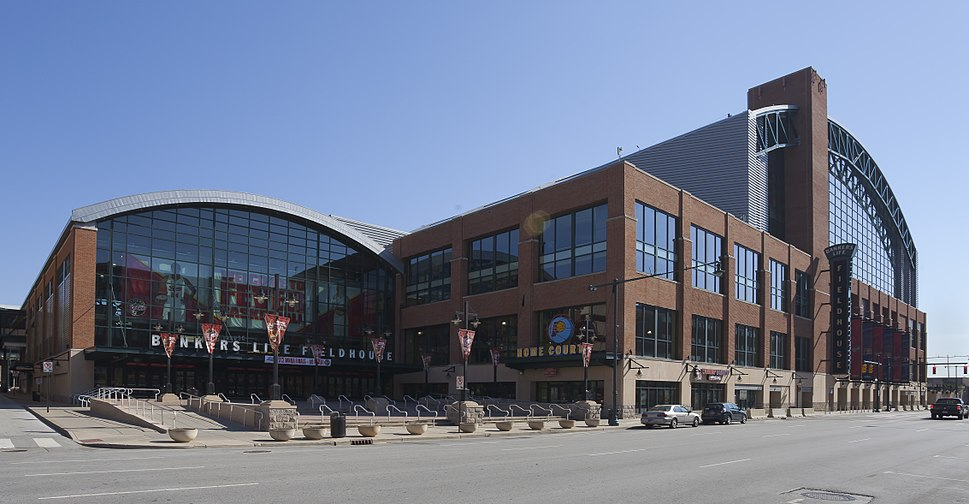 Bankers Life Fieldhouse, Indian%C3%A1polis, Estados Unidos, 2012-10-22, DD 02