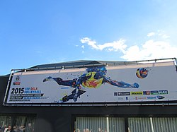 Banner of the Women's European Volleyball Championship 2015.jpg