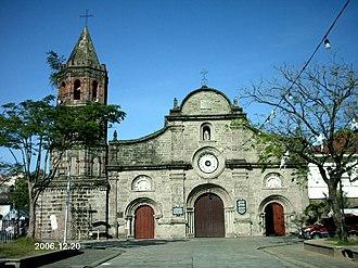 Central Luzon - Image: Barasoain Church