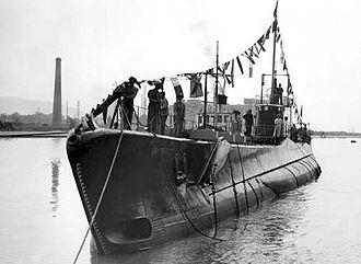 Italian submarine Barbarigo - Image: Barbarigo 1