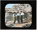 Barbour, Wortman, and Gidley on paleontological expeditions, 1900-1935. (5987576179).jpg