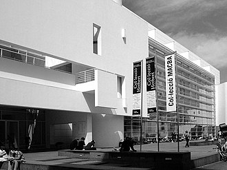 Richard Meier - Barcelona Museum of Contemporary Art