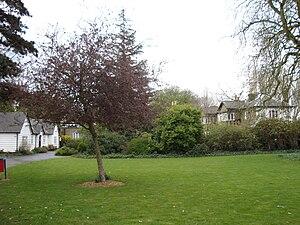 Sudbury, London - Barham Park