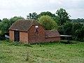 Barn at Garrets Hill - geograph.org.uk - 553290.jpg