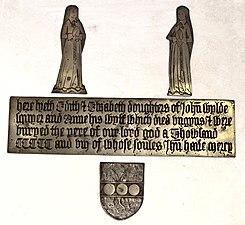 St Mary's Church, Barnes - Wikipedia