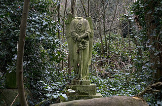 Barnes Cemetery cemetery in London, England