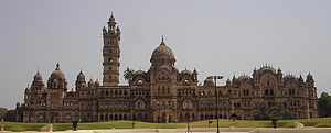 Gaekwad dynasty - Laxmi Vilas Palace of the Gaekwad dynasty.