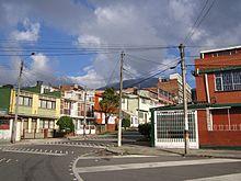 San crist bal bogot wikipedia la enciclopedia libre for Barrio ciudad jardin sur bogota