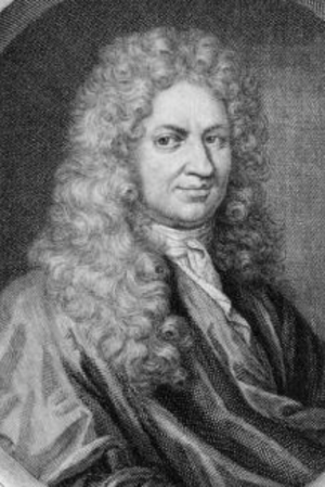 Barthélemy d'Herbelot - Portrait of d'Herbelot
