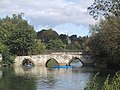 Barton Park Packhorse Bridge over the River Avon - geograph.org.uk - 986832.jpg