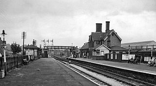 Basford North railway station