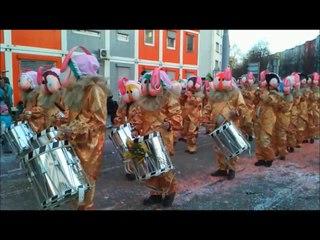 annual carnival in Basel, Switzerland