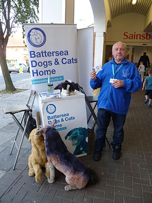 Battersea Dogs & Cats Home - Fundraising in London.