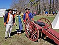 Battle of Guiliford Courthouse 1781 reenactment 07.jpg