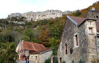 Baulme-la-Roche Commune in Bourgogne-Franche-Comté, France