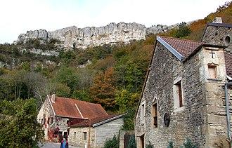 Baulme-la-Roche - A general view of Baulme-la-Roche