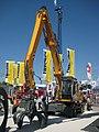 Bauma 2007 Excavator Liebherr 1.jpg