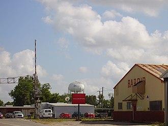 Bay City, Texas - Image: Bay City Texas