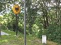 Bayerisch Eisenstein Bahnhofstraße Železná Ruda 2008 c.jpg