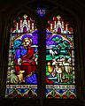 Beauchamp Roding - St Botolph's Church - Essex England - chancel Gothic Revival southwest window.jpg