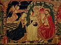 Beaune, Collégiale Notre-Dame, Tapisseries de la Vierge 018.JPG