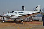 Beech C90GTx King Air 'ZS-PLN' (16713515617).jpg
