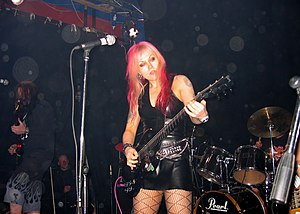 Vice Squad - Performing in 2005