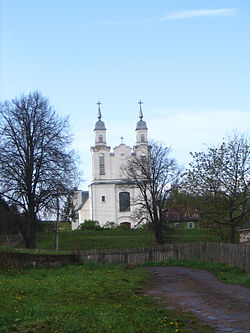 Belarus-Kreva-Church of St. Mary.jpg