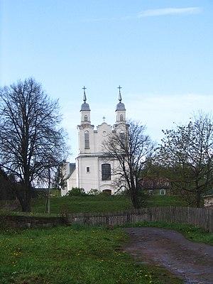 Kreva - Church of St. Mary