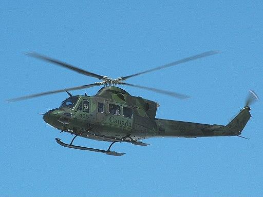 Bell CH-146 Griffon (412CF), Canada - Air Force AN0803920