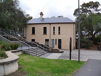 Blackwattle Bay - Image: Bellevue House