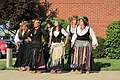 Belly Dancers. Look at them or the 1969 Lotus Europa across the street - panoramio.jpg
