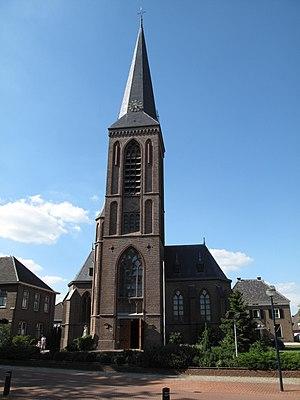 Beltrum - Beltrum, church: Onze Lieve Vrouw ten Hemelopneming