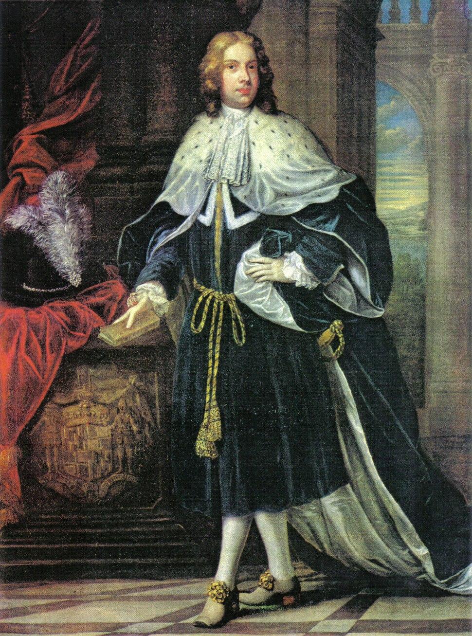 Benedict Calvert