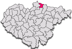 Commune Benesat in Sălaj County
